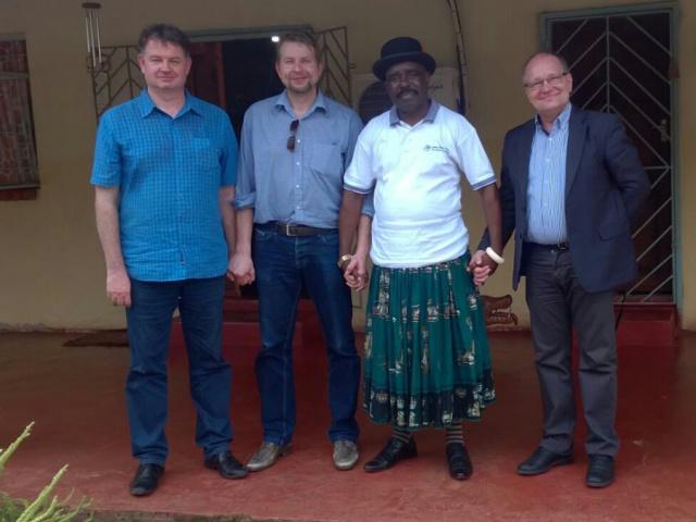 Finnish-Zambian co-creation journey in Lumwana, Zambia 17.-19.5.2013