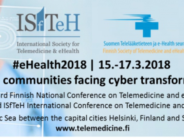 eHealth2018 - The 23rd ISfTeH International Conference on Telemedicine and eHealth